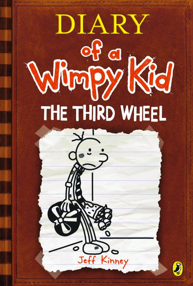 Diary of a Wimpy Kid Vol. 7: The Third Wheel
