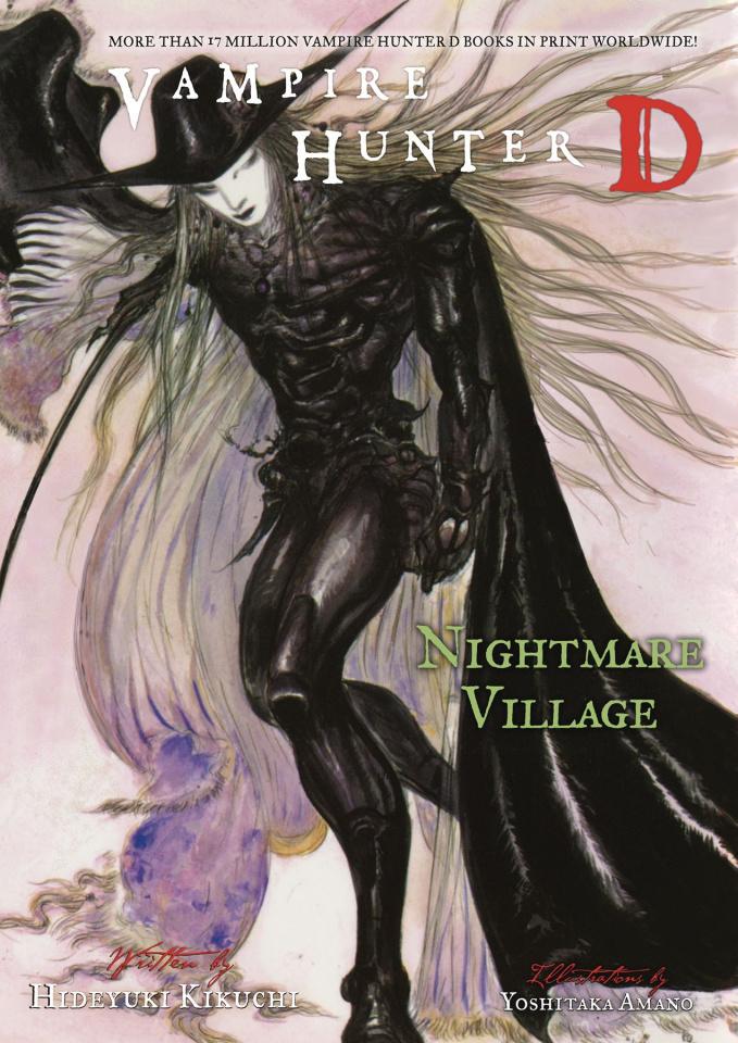 Vampire Hunter D Vol. 27: Nightmare Village