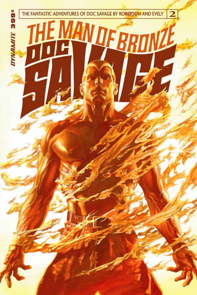 Doc Savage #2