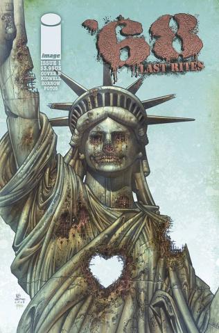 '68: Last Rites #1 (Van Dyke & Fotos Cover)