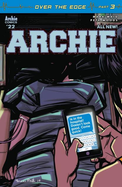 Archie #22 (Thomas Pitilli Cover)
