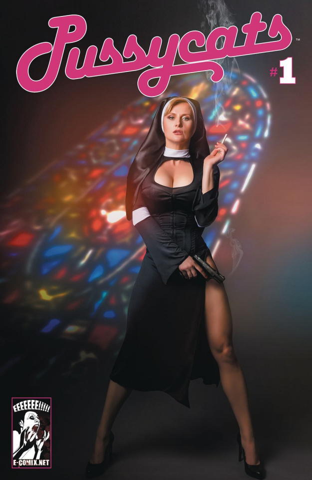 Pussycats: Sex, Drugs & The Impossible #1 (Mother Superior Cover)
