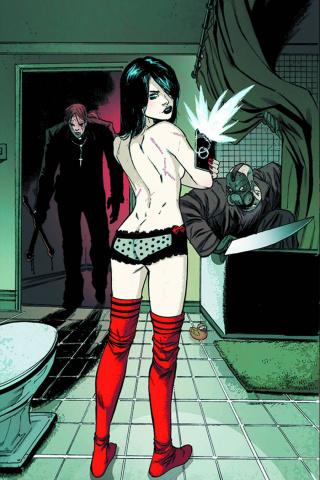 Hack/Slash #23 (Seeley Cover)