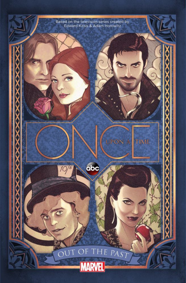 Once Upon A Time: Out of the Past