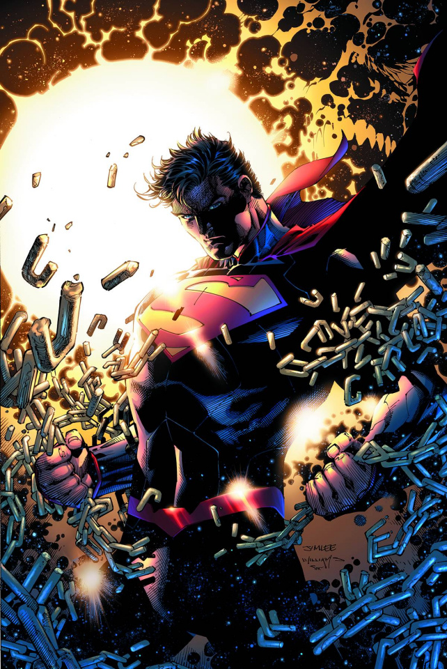 Superman Unchained #1 (DC Comics Essentials)