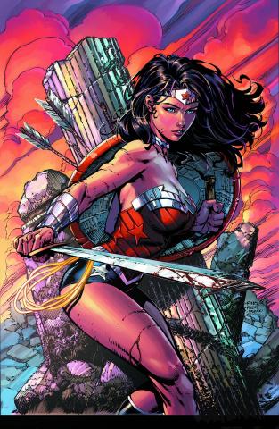 Wonder Woman #36