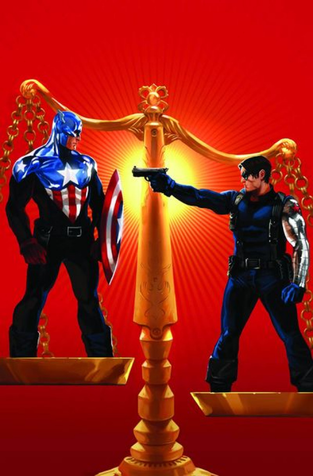 Captain America #615