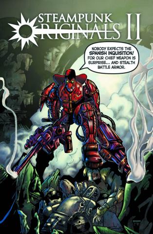 Steampunk Originals Vol. 2
