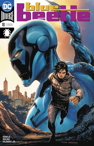 Blue Beetle #18 (Variant Cover)