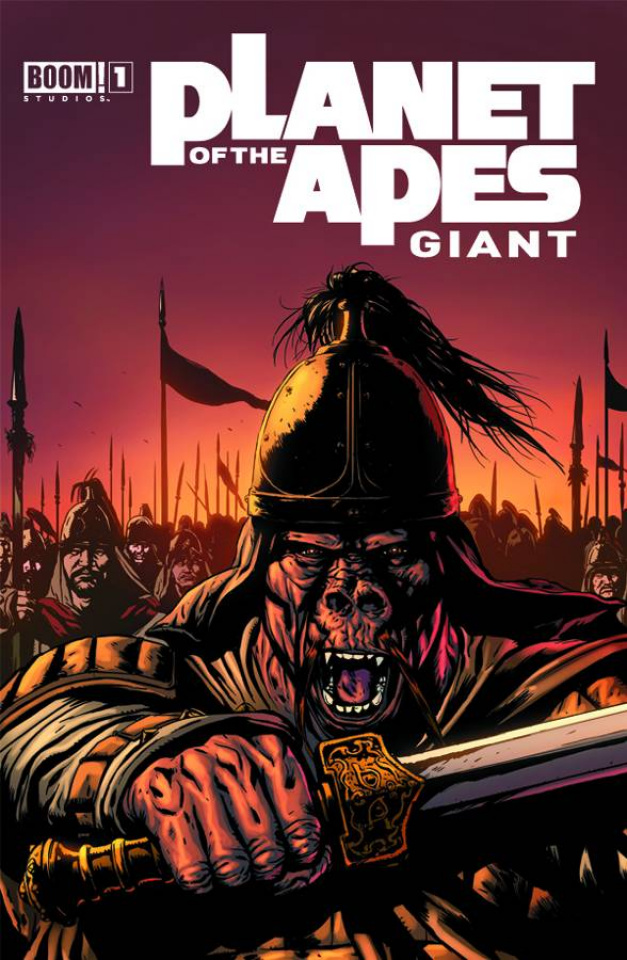 Planet of the Apes: Giant #1