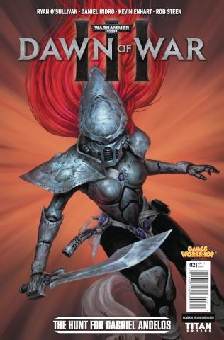Warhammer 40,000: Dawn of War III #2 (Svendsen Cover)
