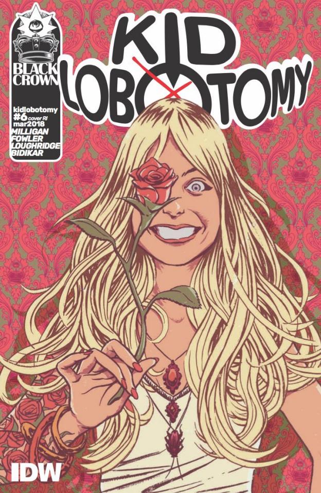 Kid Lobotomy #6 (10 Copy Cover)