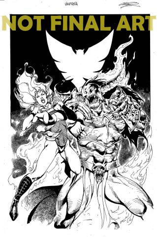 Vampirella #13 (Castro Bonus Cover)
