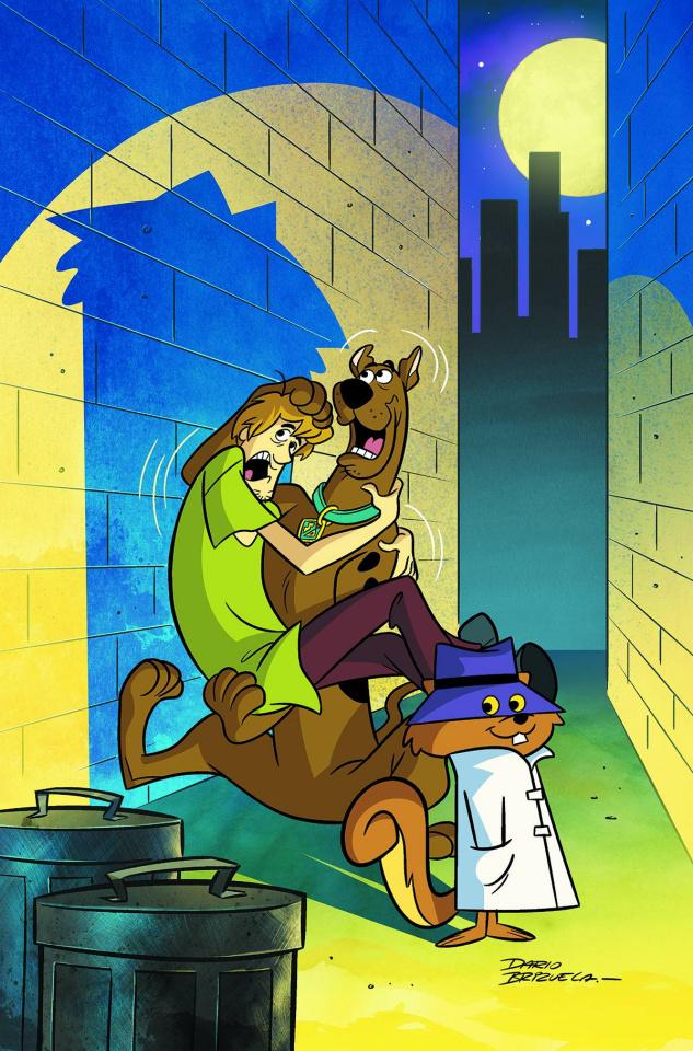Scooby Doo Team-Up #11