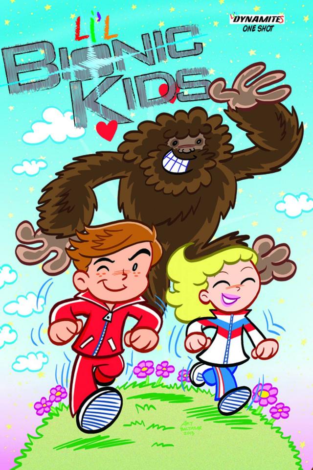 Li'l Bionic Kids #1