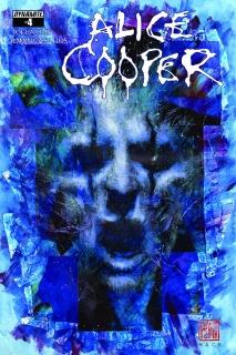 Alice Cooper #4 (Rare Mack Virgin Cover)