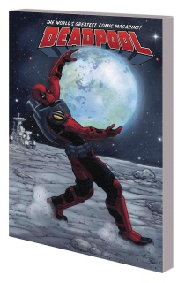 Deadpool: The World's Greatest Comic Book Magazine! Vol. 9: Deadpool in Space