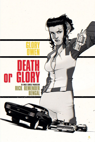 Death or Glory #3 (Bengal Cover)