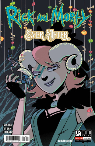 Rick and Morty: Ever After #3 (Stern Cover)