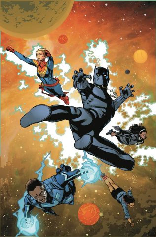 The Ultimates #3 (Sprouse Cover)