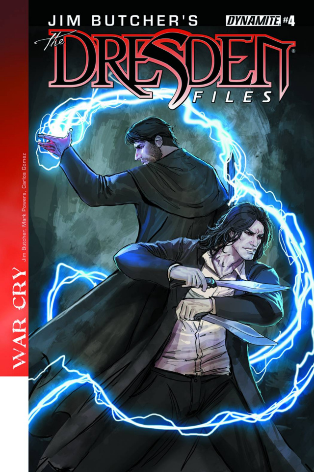 The Dresden Files: War Cry #4