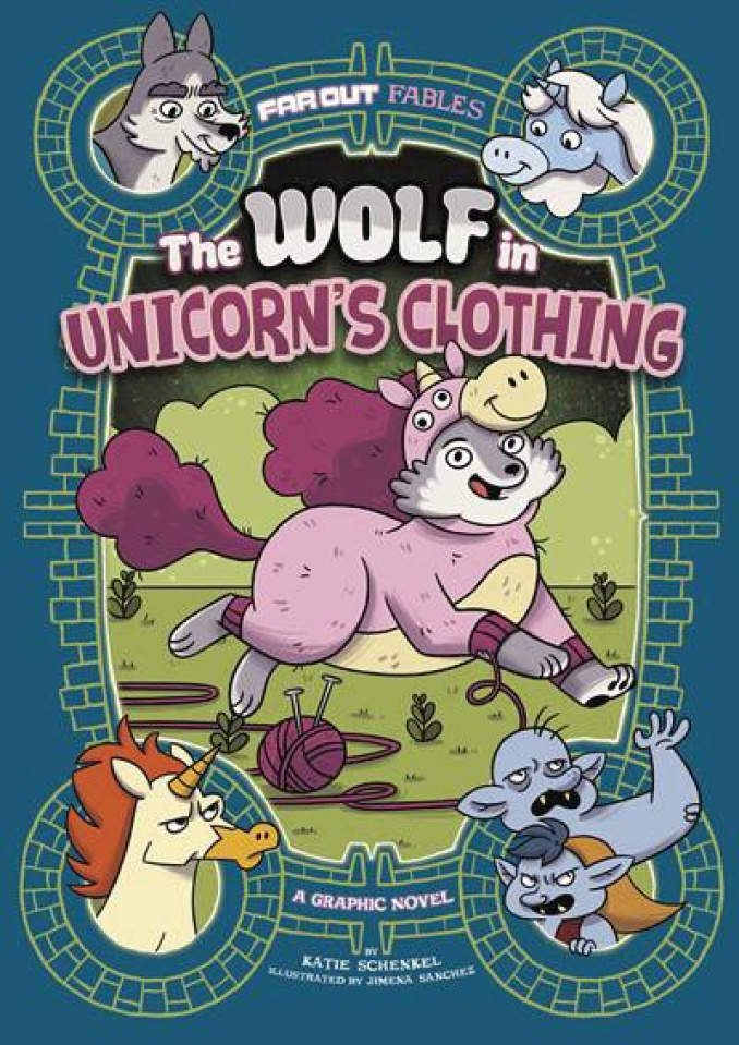 The Wolf in Unicorn's Clothing