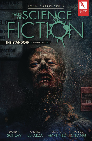 Tales of Science Fiction: The Standoff #1 (AR Reissue)