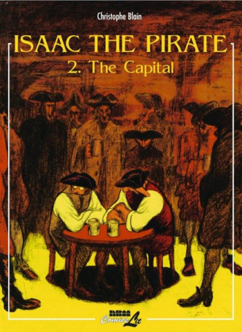 Isaac the Pirate Vol. 2: Capital