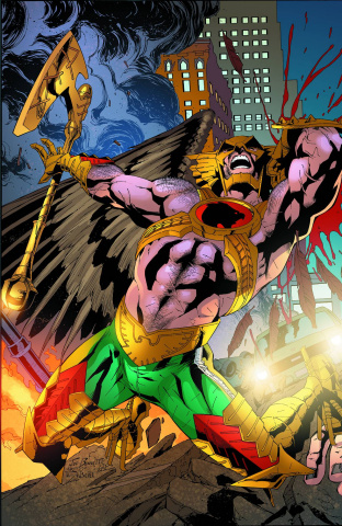 The Savage Hawkman #19