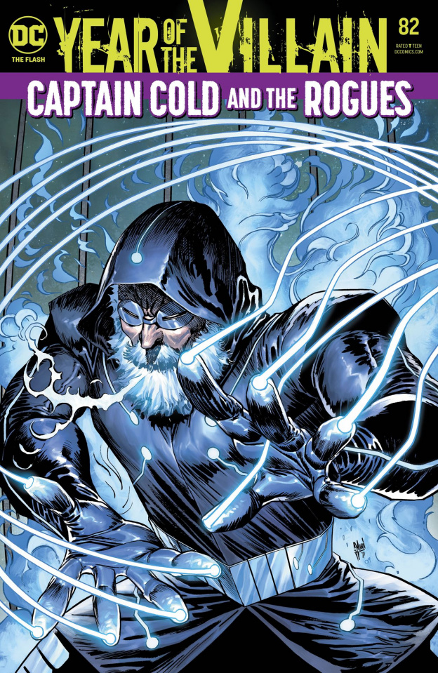 The Flash #82 (Year of the Villain)