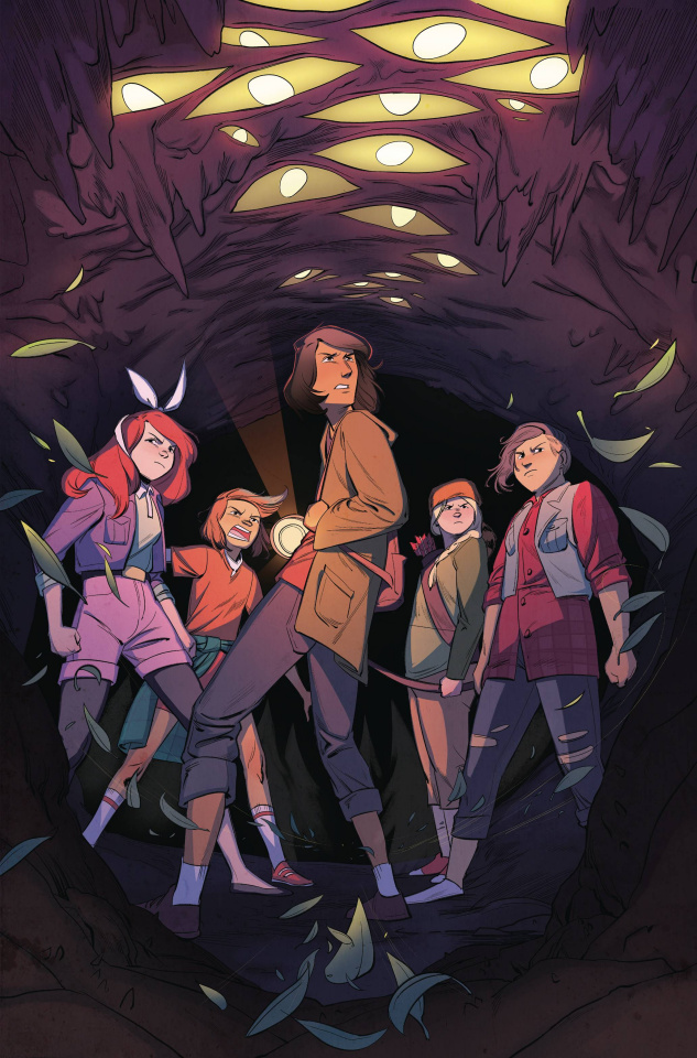 Lumberjanes #26 (20 Copy Li Cover)