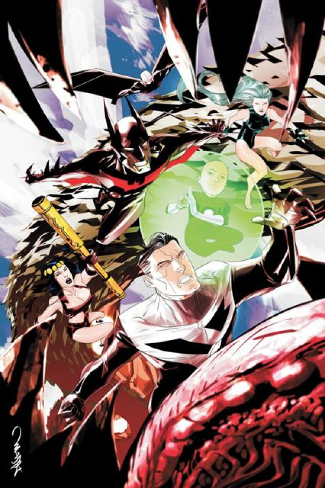 Batman Beyond Unlimited #4