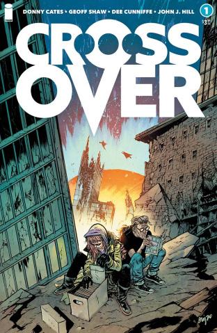 Crossover #1 (10 Copy Johnson Cover)