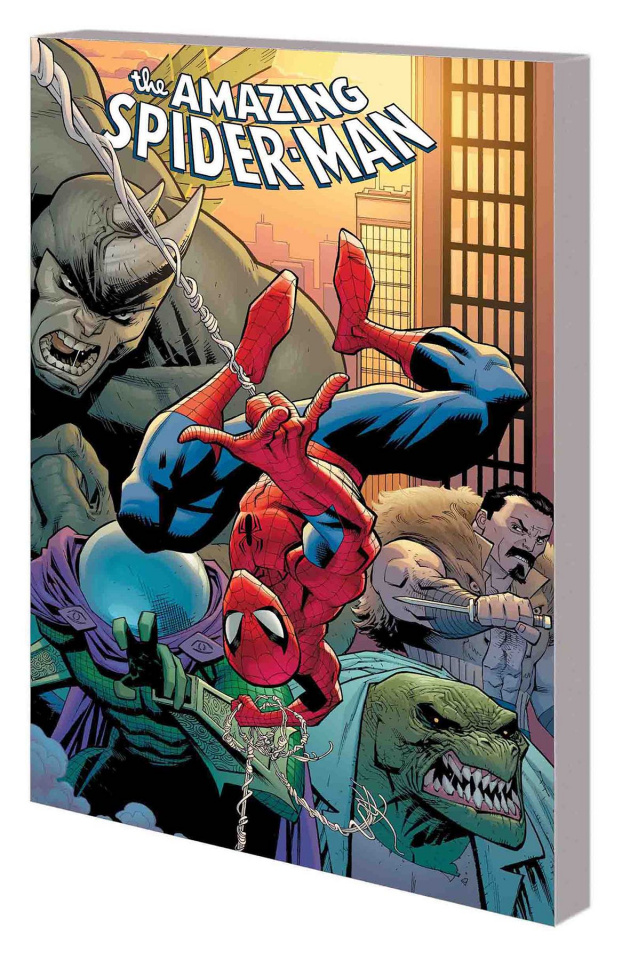 The Amazing Spider-Man by Nick Spencer Vol. 1: Back to Basics