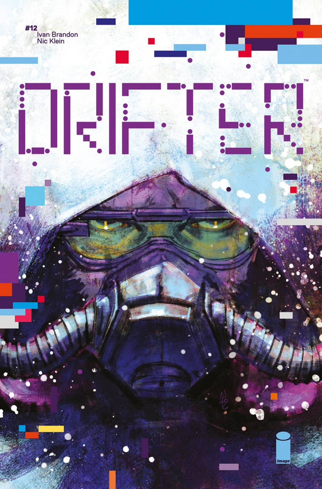 Drifter #12 (Klein Cover)