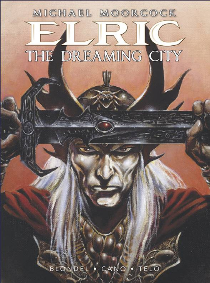 Elric: The Dreaming City #2 (Brunner Cover)