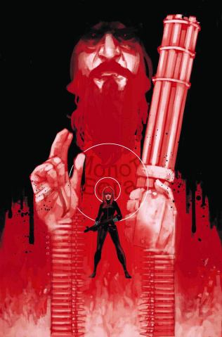 Black Widow #4 (2nd Printing)