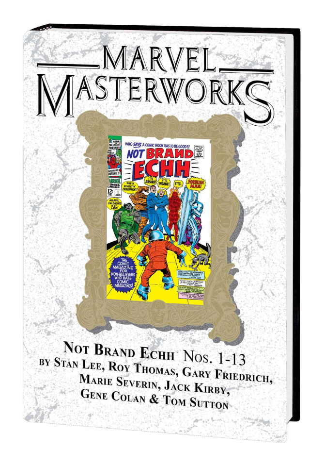Not Brand ECHH Vol. 1 (Marvel Masterworks)