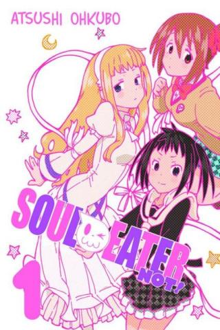 Soul Eater, Not! Vol. 1