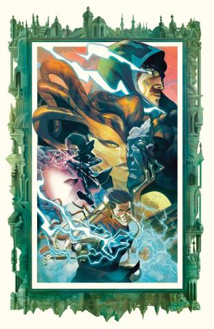 Magic: The Gathering #3 (100 Copy Del Mundo Cover)