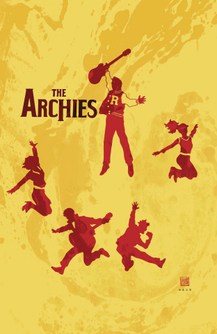 The Archies (David Mack Cover)