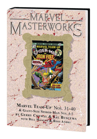 Marvel Team-Up Vol. 4 (Marvel Masterworks)