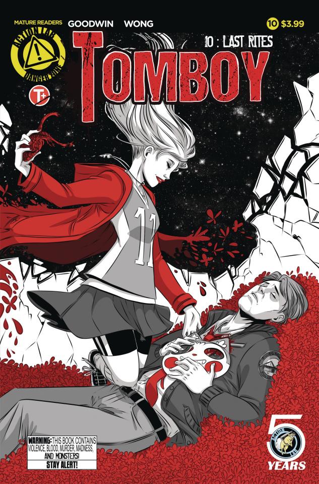 Tomboy #10 (Goodwin Cover)
