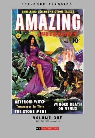 Amazing Adventures Vol. 1