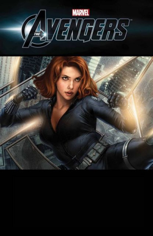 Avengers: The Black Widow Strikes #1