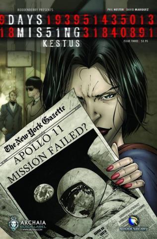 Days Missing: Kestus #3