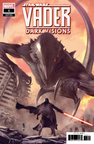 Star Wars: Vader - Dark Visions #1 (Camuncoli Bonetti Cover)