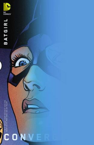 Convergence: Batgirl #1 (Chip Kidd Cover)