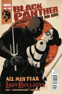 Black Panther: The Most Dangerous Man Alive #526