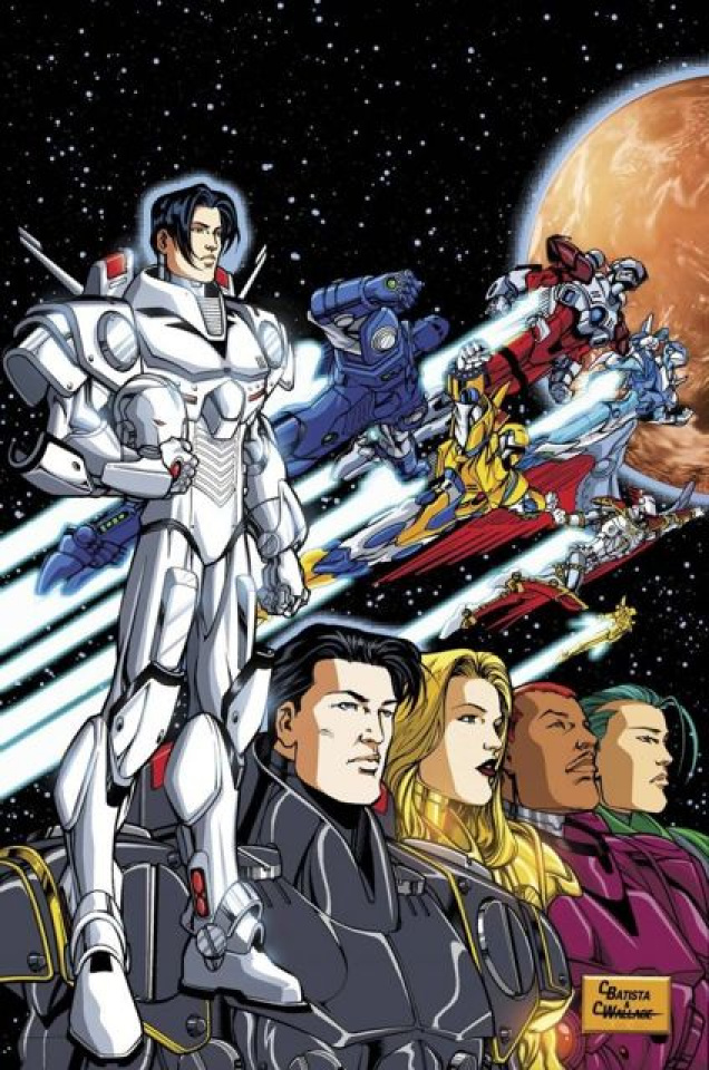 Spaceknights #1